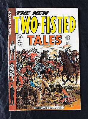 Two-Fisted Tales Lot Of (4) Original Ec Comics Low To Higher Grade Below Guide!