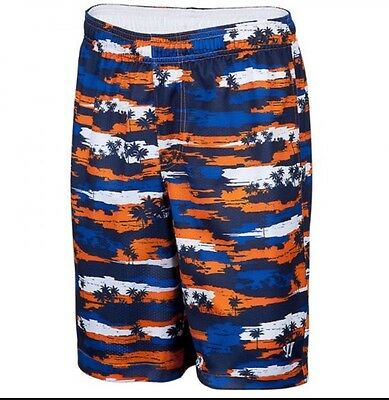 Brand New With Tags WARRIOR LACROSSE Shorts With pockets Adult Size Extra Large