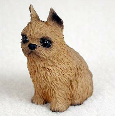 AIREDALE TERRIER TINY ONES DOG Figurine Statue Resin Pet Lovers Gift