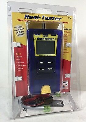 TP300 Resi-Tester Cable Tester - JDSU: 679364000430 *New in Package & Free Ship*
