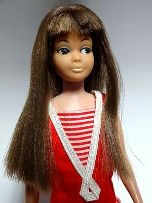 Brunette Vintage Japanese Exclusive Skipper Doll Excellent Condition