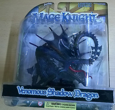 WizKids Mage Knight Rebellion Venomous Shadow Dragon Limited Edition (Mint)
