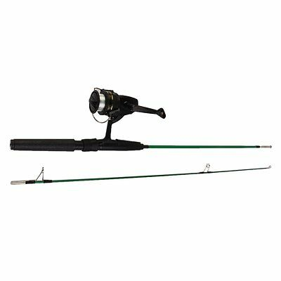 1.8m Telescopic Fishing Rod And Reel With Line Hooks For Beginners & Children