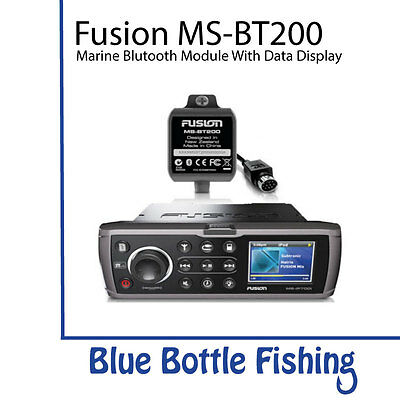Fusion BT-200 Marine Bluetooth Module with Data Display