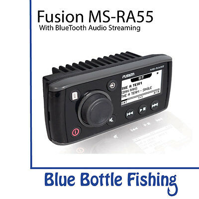 Fusion MS-RA55 With BlueTooth Audio Streaming