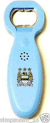Manchester City Bottle Musical Opener Official Football Club Gifts