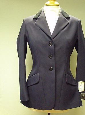 Tagg Ladies Europa Navy Show Jacket Size 32