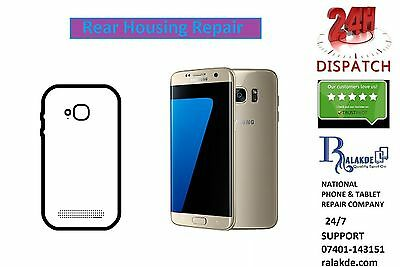 Samsung Galaxy S7 Edge Rear Glass Replacement - 24 HOUR REPAIR SERVICE