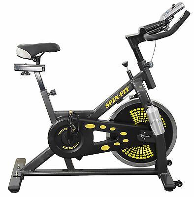 Exercise bike indoor cardio cycle 13kg fly wheel fitness home gym trainer