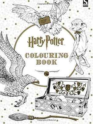 Harry Potter Colouring Book 1 Brand New Paperback Fast And Free Delivery New