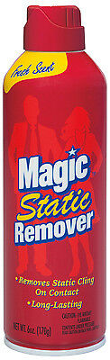 Faultless Starch 39206 Magic Static Remover-6OZ MAGIC STATIC REMOVER