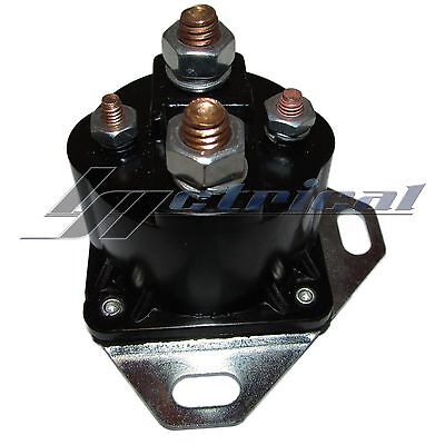 New Starter Switch Solenoid 4 Terminal 12 Volt For Ford Lincoln Mercury Jeep