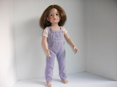 "Magic Attic Club 18"" Doll HEATHER,by Robert Tonner with a blunt Haircut"