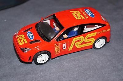 Scalextric Ford Focus Rs
