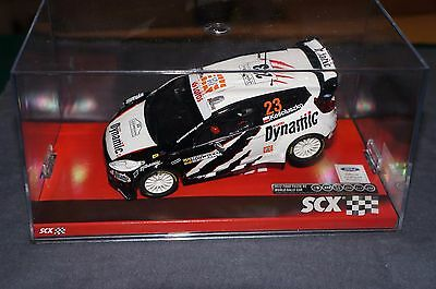 "Scx 2012 Ford Fiesta Rs World Rally Car 1/32"" Scale"