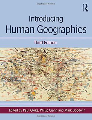 Introducing Human Geographies, Third Edition Copertina rigida