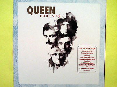 Queen Forever Mini - Promo Poster New Heavy Metal Rock N Roll Guitar Collectable