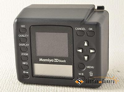 Mamiya ZD Digital Back for 645 AFD AFDⅡ [EXCELLENT] from Japan (7207)