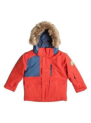 Quiksilver™ Flakes - Snowboard Jacket for Boys EQKTJ03000