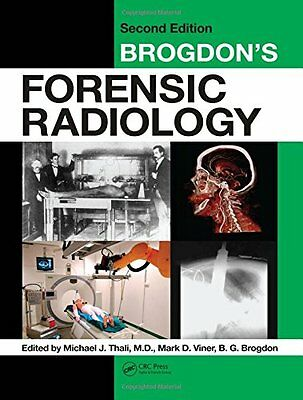 Brogdon's Forensic Radiology, Second Edition Copertina rigida
