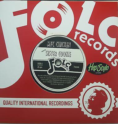 SISTER COOKIE & MFC CHICKEN 45 - TEA FOR TWO - TOP EARLY SOUL/60s R'N'B LISTEN
