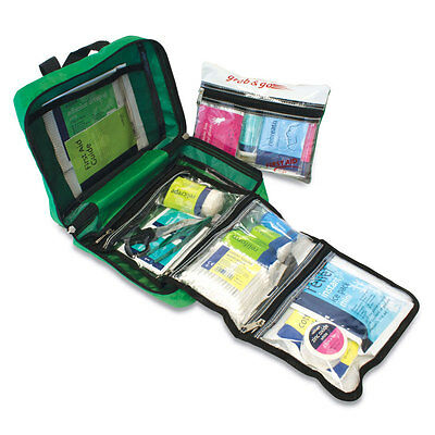 Horse Pony Rider & Stable First Aid Kit all in one waterproof easy carry bag