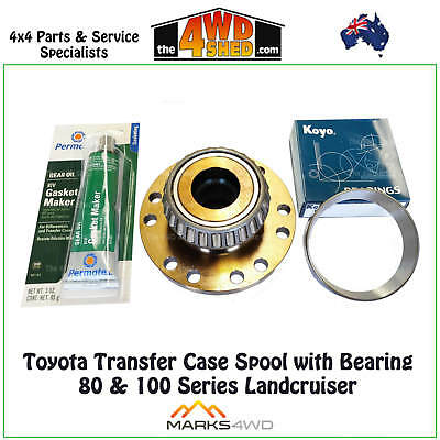 Part time Marks Adaptors Toyota Transfer Case Spool kit 80 100 105 Series