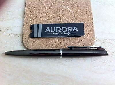 Aurora Style Ballpoint Pen – Gunmetal – New, Unused Old Stock