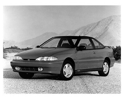 1994 Hyundai Scope Turbo ORIGINAL Factory Photo ouc0021
