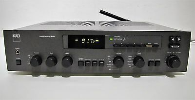 Nad 7150 Amplifier Stereo Receiver 50 Watts Pre Amp Radio Tuner Audiophile