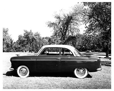 1952 Willys ORIGINAL Factory Photo ouc0154