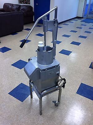 Robot Coupe CL55 Pusher Plus Stand Pusher Food Processor Version D