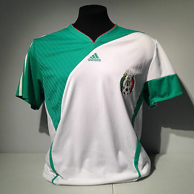 2ad51e8a0ae Mexico Football Federation Adidas Soccer Jersey National Team Kit World Cup