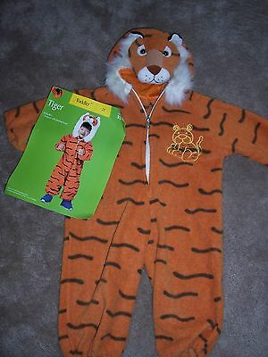 NWT Tiger Halloween Costume Size 2T Brand New!