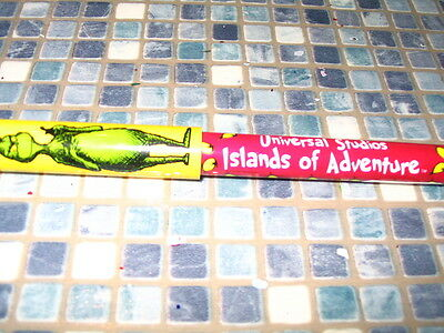 Dr Seuss Grinch Who Stole Xmas Pen Islands Of Adventure Brand New Very Rare