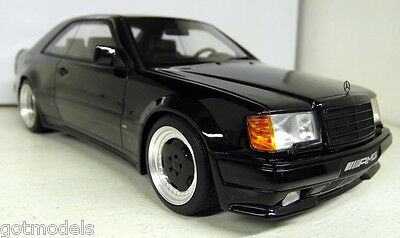 Otto 1/18 Scale Mercedes Benz C124 6.0 AMG Hammer Resin sealed body Model Car