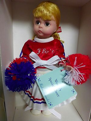 """Madame Alexander 8"""" Doll - WENDY'S SPECIAL CHEER"""