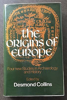 The Origins of Europe: Four New Studies in Archaeology and History 1975