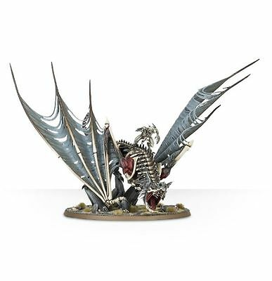 Warhammer AoS Flesh-eater Courts Abhorrant Ghoul King on Terrorgheist  **NoS**