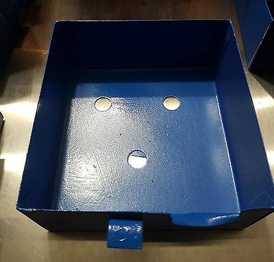 PARTS Cash box for 1949 NORTHWESTERN BLUE Vintage GUMBALL CANDY VEND AND OTHERS!
