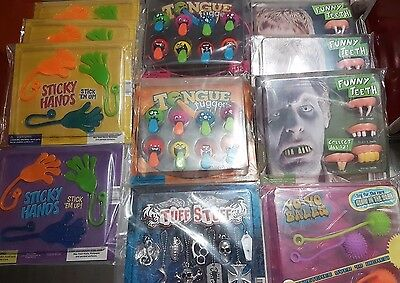 Lot of 11 Displays Toys For Beaver Vending Machine Toys are builds-in displays