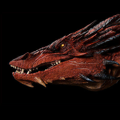 Smaug The Terrible - Bust Edition The Weta Cave - In Stock