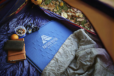 Self Inflating Camping Mat - Raisin River Outfitters