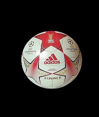 adidas Champions League Matchball Final 2008 Moscow
