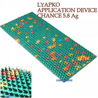 LYAPKO APPLICATOR CHANCE 118 x 235 mm 5.8 Ag Acupuncture massager 890 needles