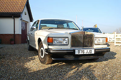 One of the worse things I have ever had to do and that is Sell myROLL ROYCE 1987