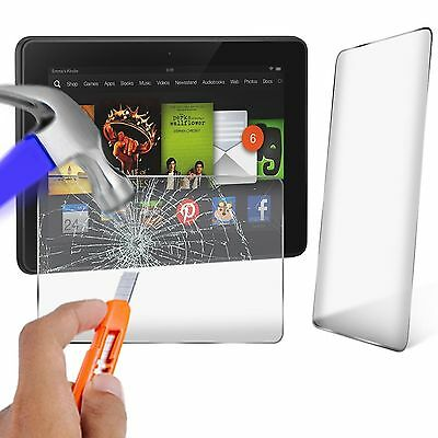 For Alba 7 Inch - Tempered Glass Tablet Screen Protector Film