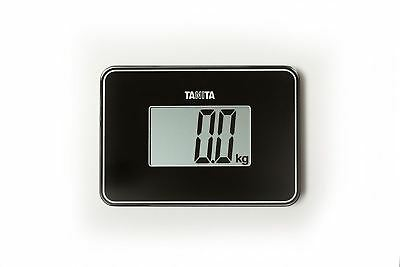 Tanita HD386 Super Compact Lightweight Multi Purpose Digital Scales - Black