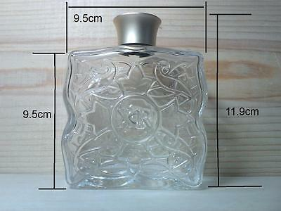 (C) Johnnie Walker 21yo XR glass SMALL BOTTLE empty