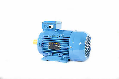 Single Phase Motor 0.37Kw 2pole B3